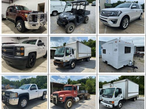 Equipment, Vehicles, Trailers and More - August Consignment Auction featured photo