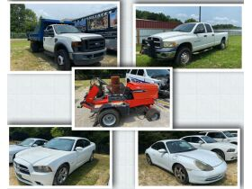 City of Hoover Surplus Auction - Vehicles and Equipment featured photo 1