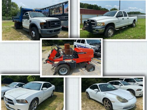 City of Hoover Surplus Auction - Vehicles and Equipment featured photo