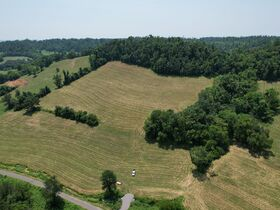 Gorgeous 20+/- Acres with Breathtaking Elevated Views - For Sale in Bell Buckle featured photo 6