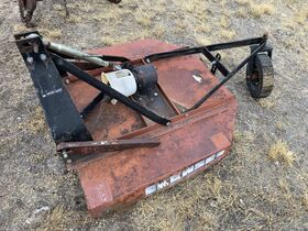 Dry Climate Parts, Implements, and Project Tractors - Baltes Collection featured photo 4