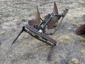 Dry Climate Parts, Implements, and Project Tractors - Baltes Collection featured photo 5