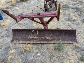 Dry Climate Parts, Implements, and Project Tractors - Baltes Collection featured photo 6