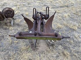 Dry Climate Parts, Implements, and Project Tractors - Baltes Collection featured photo 7