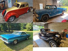 Classic Cars, Tractor, ATV's and Much More featured photo 1
