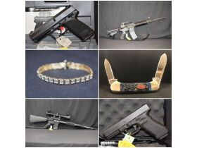 Firearms, Case XX Knives, Silver, Arrowheads/Indian Artifacts & Jewelry at Absolute Online Auction featured photo 1