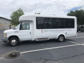 2011 Ford E450 24 Passenger Bus | Low Mileage featured photo 3