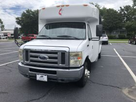 2011 Ford E450 24 Passenger Bus | Low Mileage featured photo 10