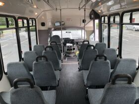 2011 Ford E450 24 Passenger Bus | Low Mileage featured photo 2