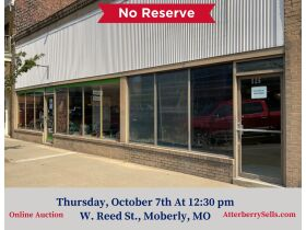 Commercial Building Downtown Moberly - Sells to the High Bidder featured photo 2