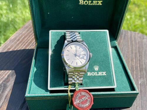 United States District Court Ordered Auction - Men's Rolex DateJust featured photo