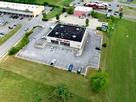 Income Producing Commercial Building and Lot - Zoned C-2 Highway Services - High Traffic Count near Walmart and Lowes in Shelbyville featured photo 3
