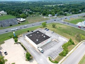 Income Producing Commercial Building and Lot - Zoned C-2 Highway Services - High Traffic Count near Walmart and Lowes in Shelbyville featured photo 4