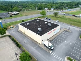 Income Producing Commercial Building and Lot - Zoned C-2 Highway Services - High Traffic Count near Walmart and Lowes in Shelbyville featured photo 5