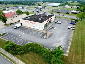 Income Producing Commercial Building and Lot - Zoned C-2 Highway Services - High Traffic Count near Walmart and Lowes in Shelbyville featured photo 6
