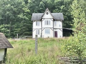 Secluded Timber Framed Home, Horse Barn, 34 Acres featured photo 1