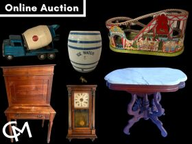 Antiques, Furniture, Vintage Toys, and Collectibles - Online Auction Lawrenceville, IL featured photo 1