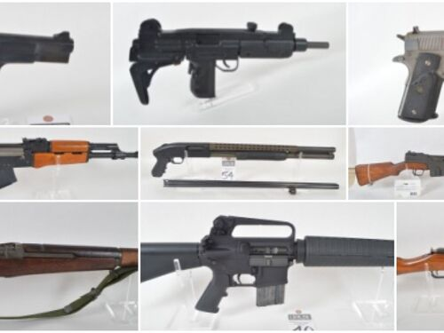 Spectacular Firearms Auction – Quality Sporting, Self Defense & Hunting Guns From One Lifetime Collection featured photo
