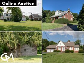 2 Homes & Barn on 3 Parcels - RESIDENTIAL & COMMERCIAL OPPORTUNITY - Online Multi-Parcel Auction Lawrenceville, IL featured photo 1