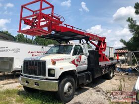 GMC Bucket & Boom Truck, Printing Equipment and Tools featured photo 1