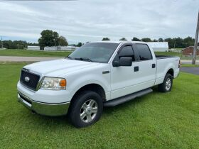 2007 FORD F150 XLT - ANTIQUES - COLLECTIBLES - FURNITURE - APPLIANCES - Online Bidding Ends TUESDAY, OCT. 5 @ 5:00 PM EDT featured photo 2