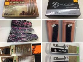 Ammo, Gun Parts, Magazines, Cleaning Supplies featured photo 1