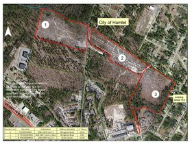 35+/- Acres Located in Richmond County, NC featured photo 1