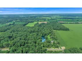 12 Acre Sportsman's Paradise with Home & Outbuildings, Calhoun County featured photo 2
