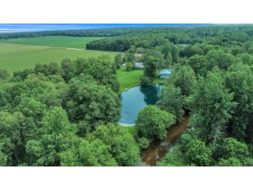 12 Acre Sportsman's Paradise with Home & Outbuildings, Calhoun County featured photo 6