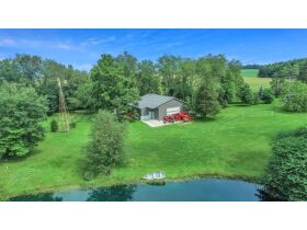 12 Acre Sportsman's Paradise with Home & Outbuildings, Calhoun County featured photo 8