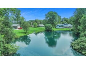 12 Acre Sportsman's Paradise with Home & Outbuildings, Calhoun County featured photo 10