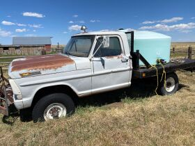 100 year old Cheyenne Ranch Equipment/Yard Art/Tool online Auction 21-0922.wol featured photo 8