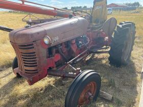 100 year old Cheyenne Ranch Equipment/Yard Art/Tool online Auction 21-0922.wol featured photo 10