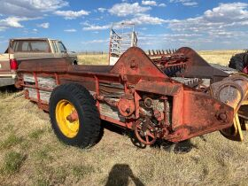100 year old Cheyenne Ranch Equipment/Yard Art/Tool online Auction 21-0922.wol featured photo 12