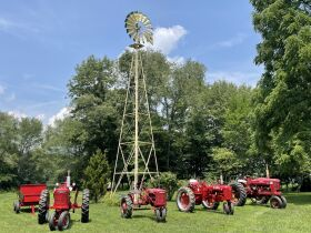 Mark Lowell Collection Vintage Tractors, Parts, Shop Tools- Ceresco, MI featured photo 1