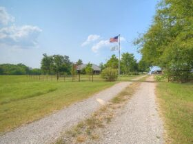 RANCH LIQUIDATION AUCTION-STILLWATER, OKLAHOMA AREA-800 CONTIGUOUS ACRES W/ CUSTOM HOME-BARNS PLUS CATTLE AND EQUIPMENT featured photo 8