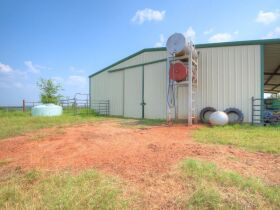 RANCH LIQUIDATION AUCTION-STILLWATER, OKLAHOMA AREA-800 CONTIGUOUS ACRES W/ CUSTOM HOME-BARNS PLUS CATTLE AND EQUIPMENT featured photo 4