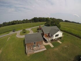 Brick Bungalow Home on 3.8 Acres featured photo 12