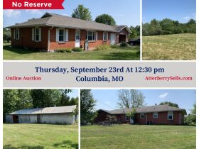 9 Ac. In The Country, Perfect For A Small Hobby Farm - Sells to High Bidder - Columbia, MO featured photo 1