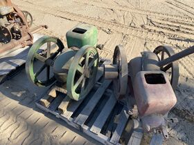 Irvin Baker Collection - Gas Engines, Implements and Tractor Parts featured photo 4