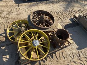Irvin Baker Collection - Gas Engines, Implements and Tractor Parts featured photo 12