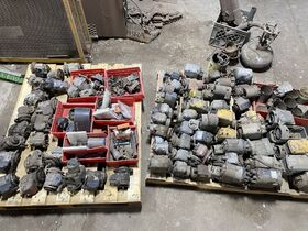 Irvin Baker Collection - Carburetors, Magnetos, Oilers and Parts featured photo 2