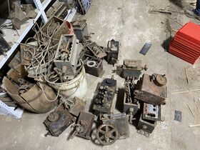 Irvin Baker Collection - Carburetors, Magnetos, Oilers and Parts featured photo 11