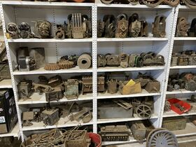 Irvin Baker Collection - Carburetors, Magnetos, Oilers and Parts featured photo 12