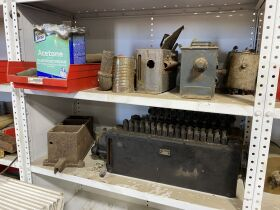 Irvin Baker Collection - Carburetors, Magnetos, Oilers and Parts featured photo 9
