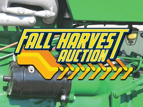 2021 Fall Harvest Antique Tractor Auction featured photo 1