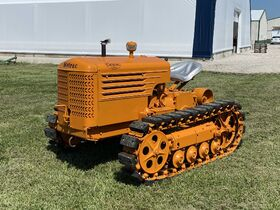 2021 Fall Harvest Antique Tractor Auction featured photo 3
