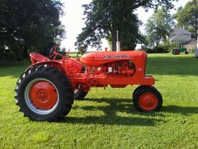 2021 Fall Harvest Antique Tractor Auction featured photo 6