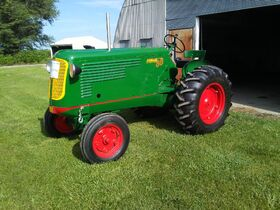2021 Fall Harvest Antique Tractor Auction featured photo 7