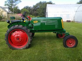 2021 Fall Harvest Antique Tractor Auction featured photo 8
